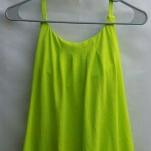 Lululemon Tank Top Yoga Size 8 Strappy Back